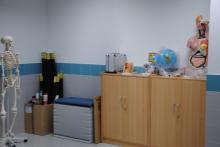 Sala de material didáctico